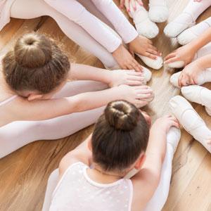 Ballett für Kimder