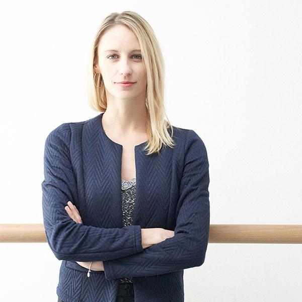 Magdalena Lonska Porträt